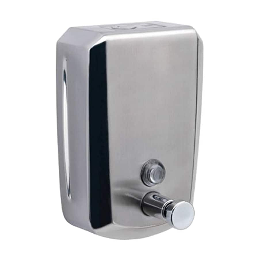 Nameeks Epos Chrome Soap and Lotion Dispenser