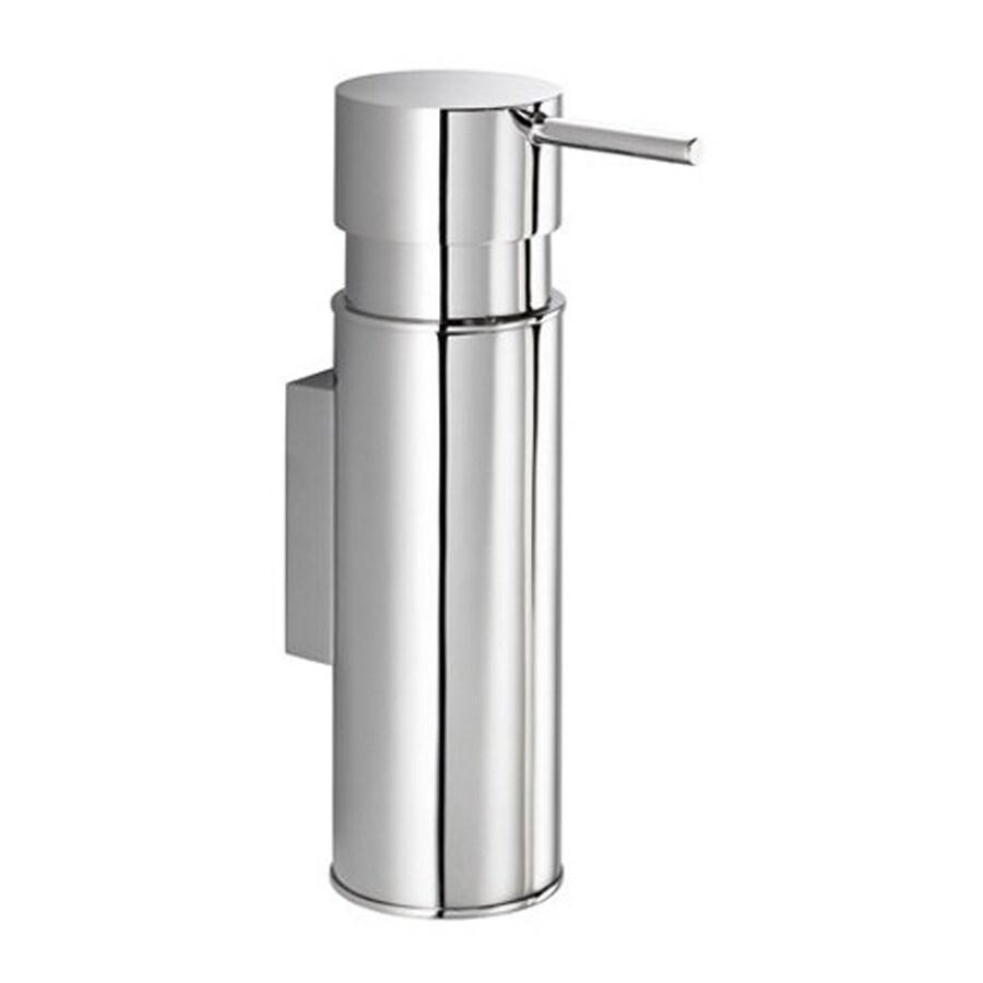 Nameeks Kyron Chrome Soap and Lotion Dispenser
