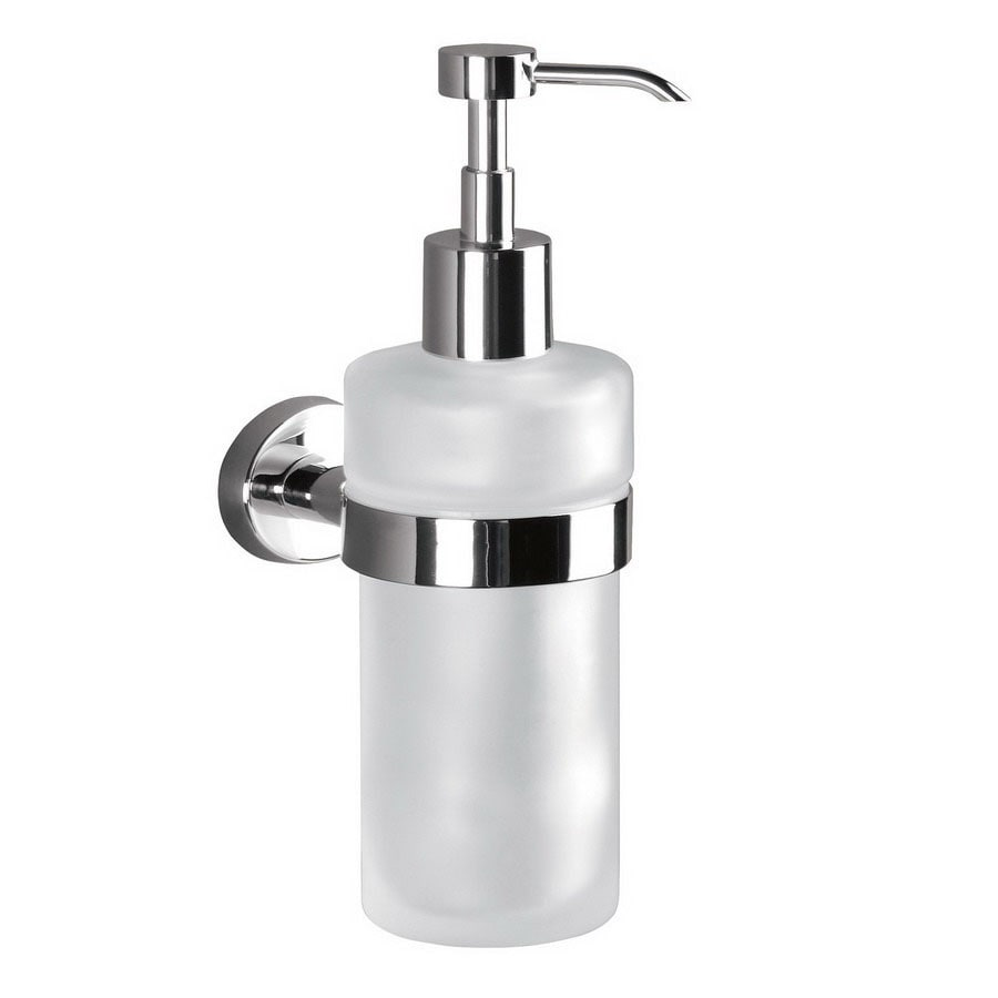 Nameeks Gedy Texas Chrome Soap and Lotion Dispenser