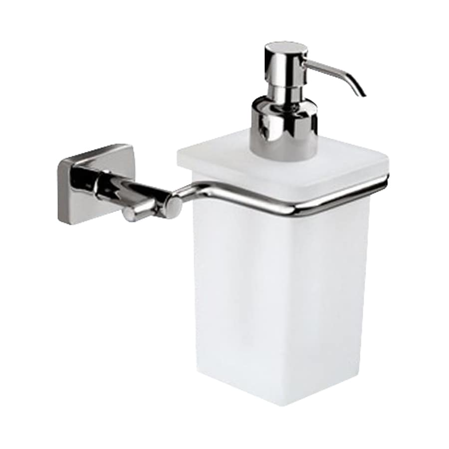 Nameeks Minnesota Chrome Soap and Lotion Dispenser