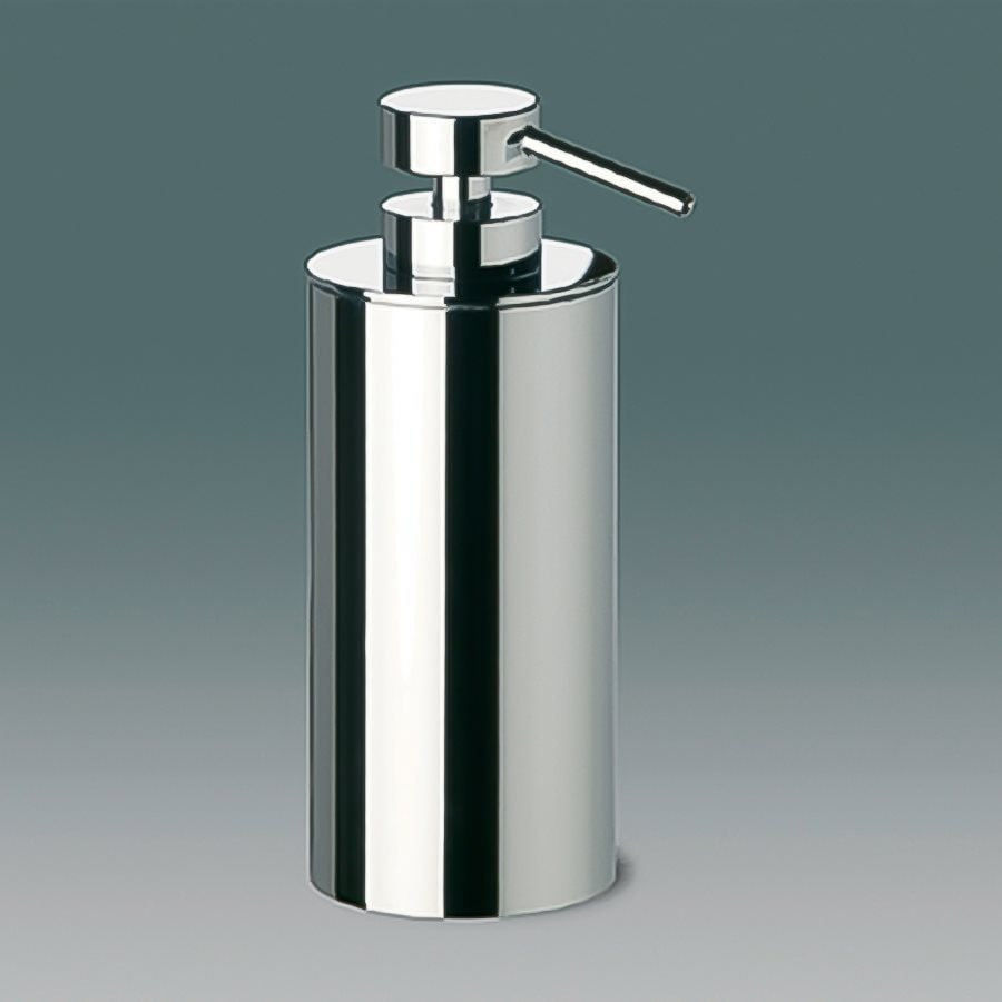 Nameeks Windisch Chrome Soap and Lotion Dispenser