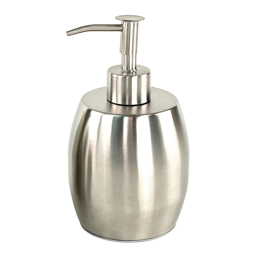 Nameeks Nigella Stainless Steel Soap and Lotion Dispenser