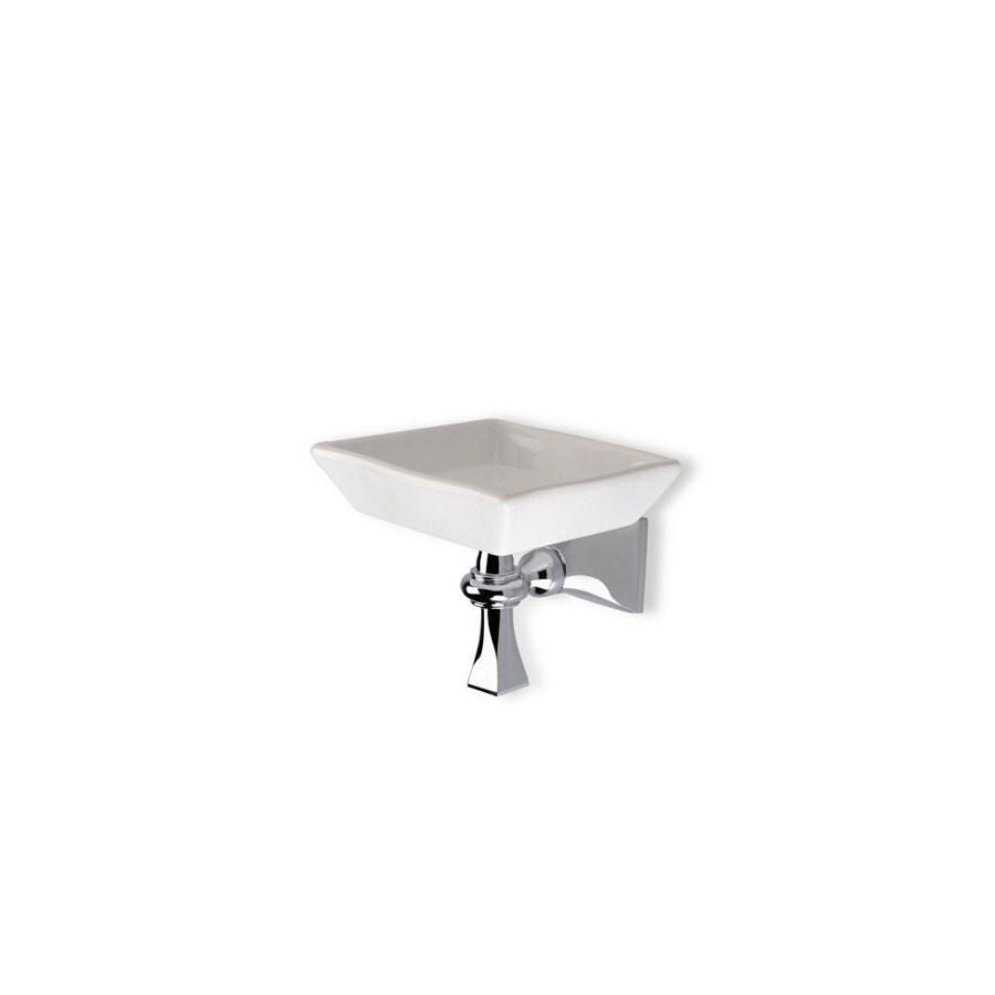 Nameeks Stilhaus Prisma Chrome Brass Soap Dish