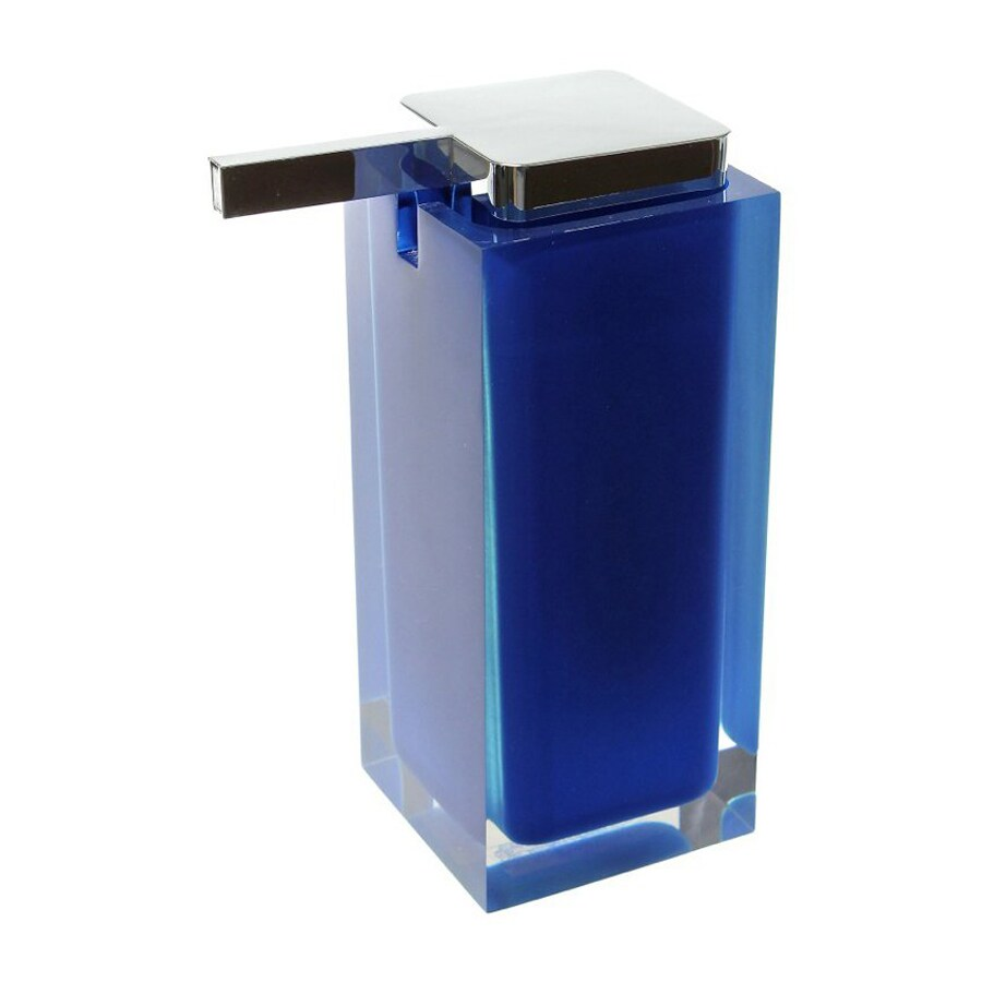 Nameeks Gedy Rainbow Blue Soap and Lotion Dispenser