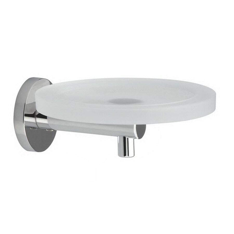 Nameeks Venus Chrome Glass Soap Dish