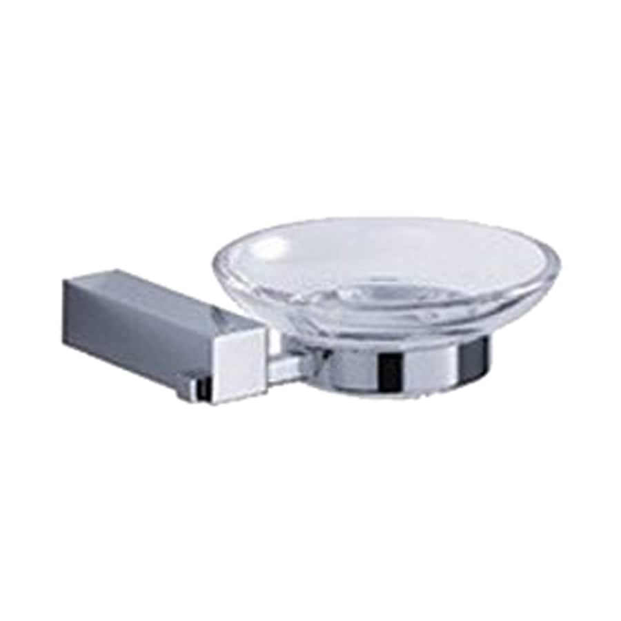 Fresca Ottimo Triple Chrome Brass Soap Dish