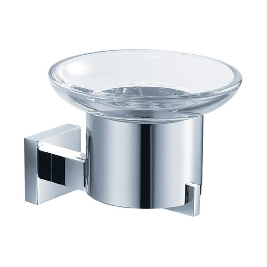Fresca Glorioso Chrome Brass Soap Dish