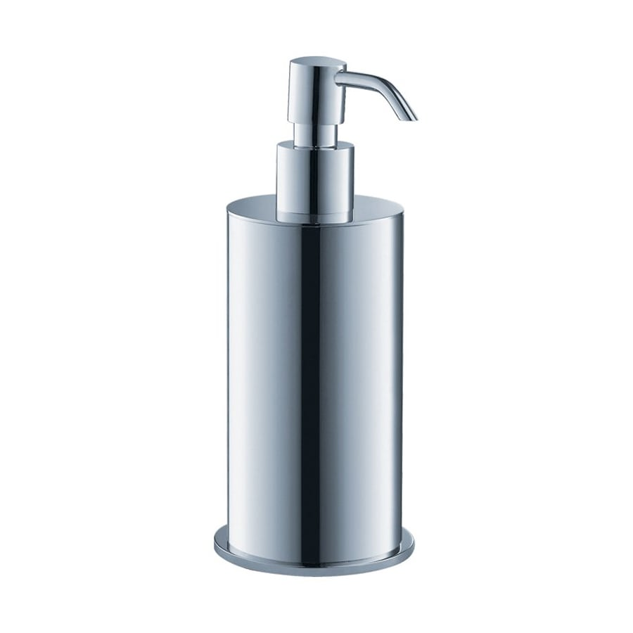 Fresca Glorioso Triple Chrome Soap And Lotion Dispenser At Lowes Com