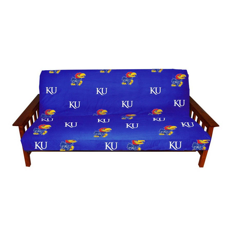 College Covers Kansas Duck (Canvas) Futon Slipcover