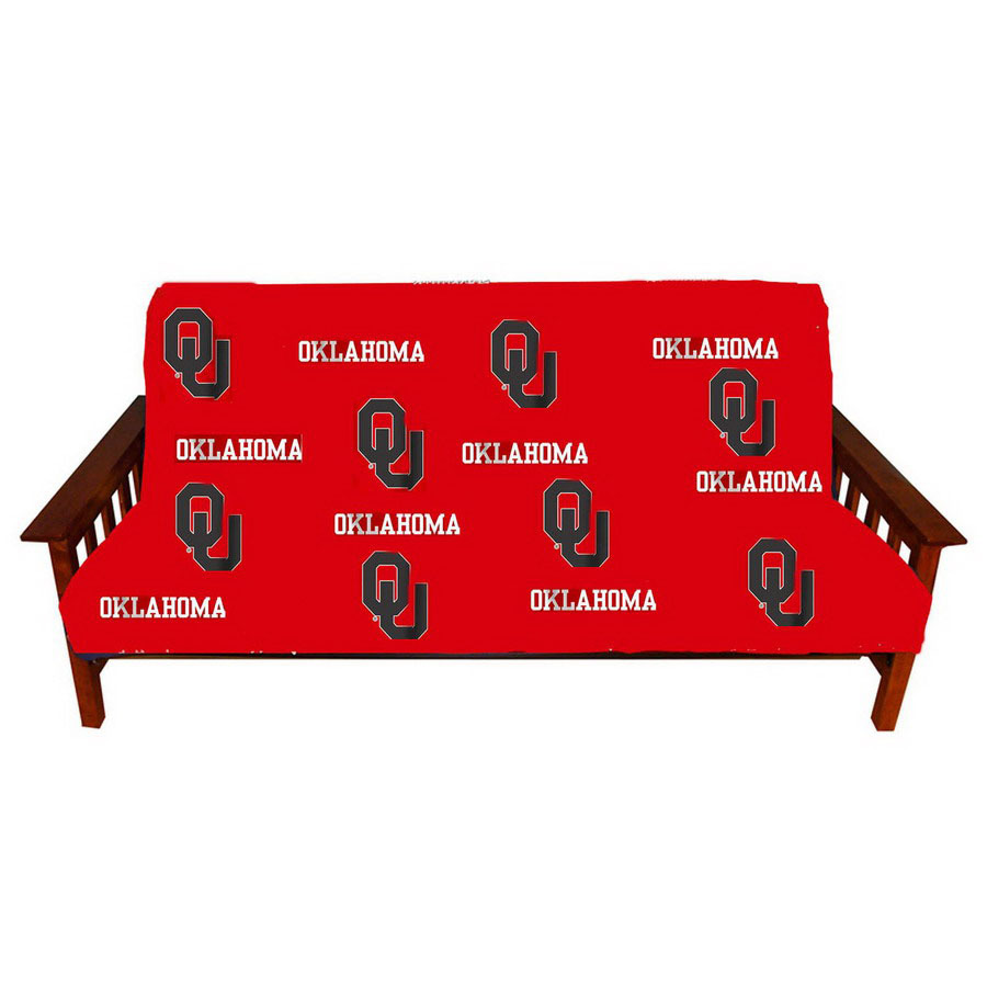 College Covers Oklahoma Duck (Canvas) Futon Slipcover