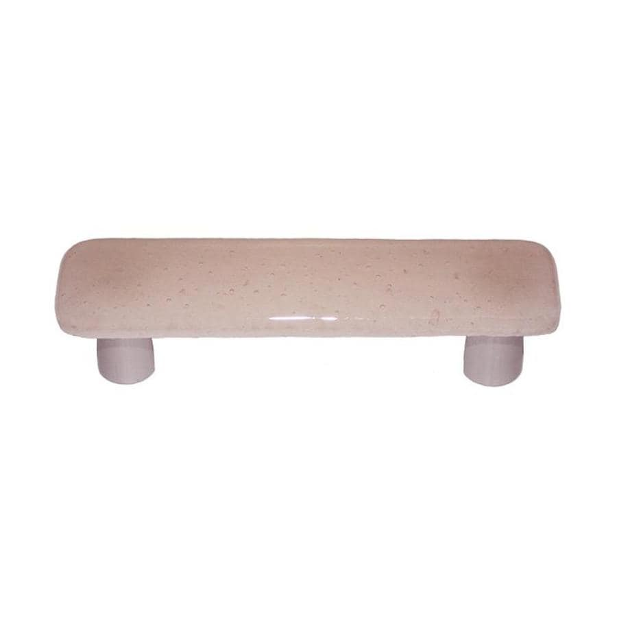 Hot Knobs 3-in Center-to-Center Aluminum Glow Rectangular Cabinet Pull