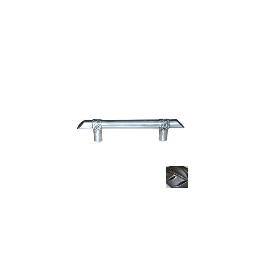 D'Artefax 3-1/2-in Center-to-Center Oil-Rubbed Bronze Modern Forms Bar Cabinet Pull