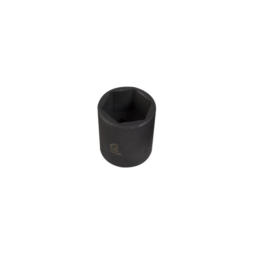 Sunex Tools 3/8-in Drive 1/2-in 6-Point Standard (SAE) Impact Socket