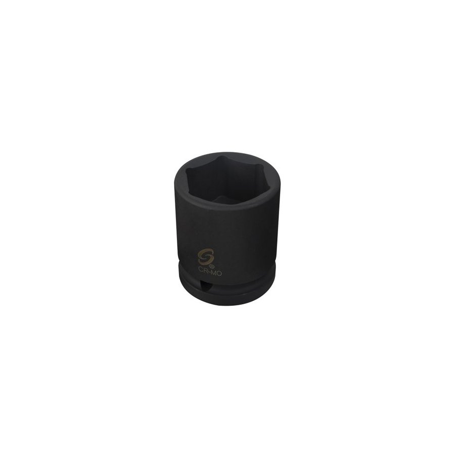 Sunex Tools 3/4-in Drive 1-1/8-in Shallow 6-Point Standard (SAE) Impact Socket