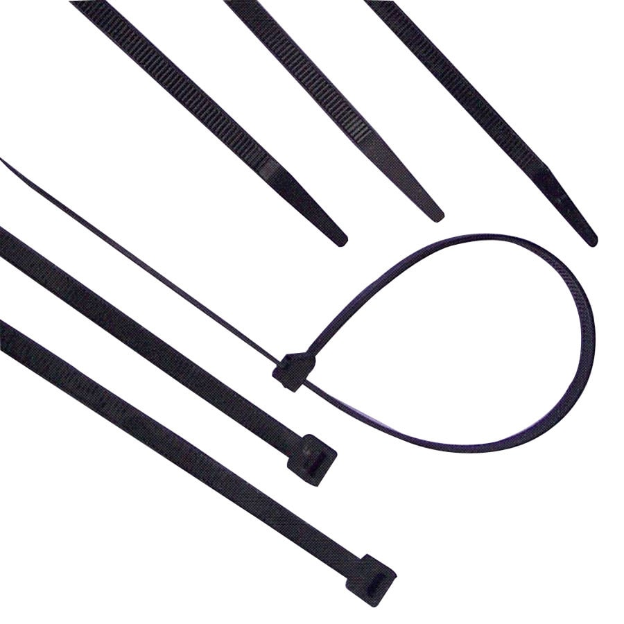 Morris Products 100-Pack 21-5/8-in Nylon Cable Tie