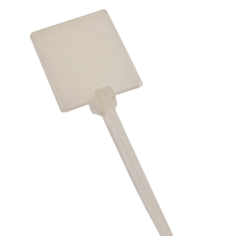 Morris Products 100-Pack 5-1/8-in Nylon Cable Tie