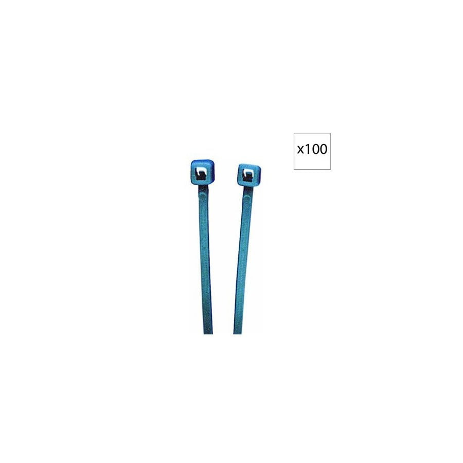 Morris Products 100-Pack 3-3/4-in Cable Tie