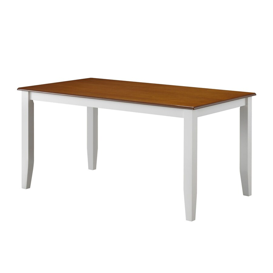 Boraam Industries Bloomington White/Oak Dining Table