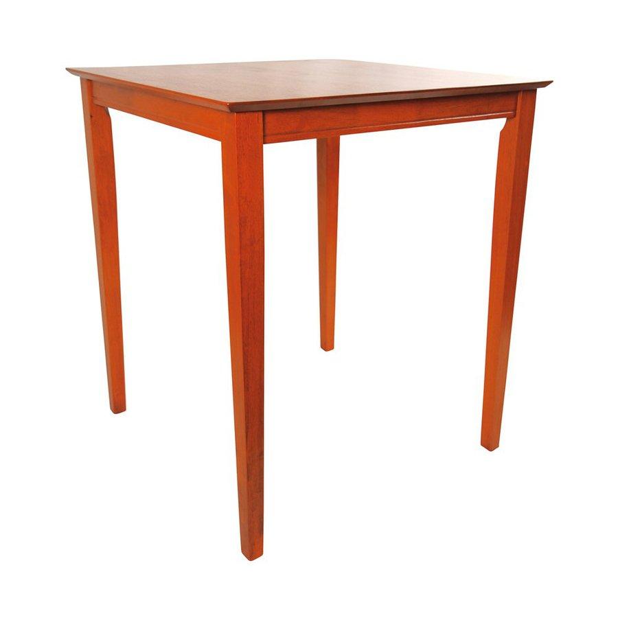 Boraam Industries Mission Wood Bar Table