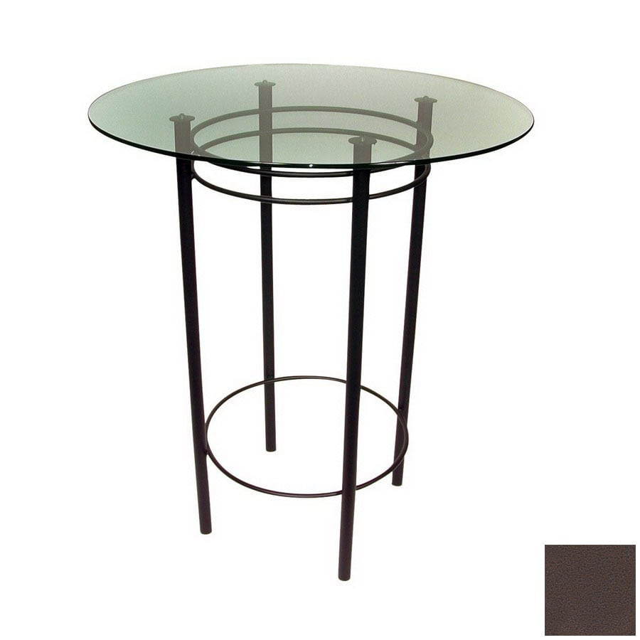 Trica Astro Copper Round Dining Table