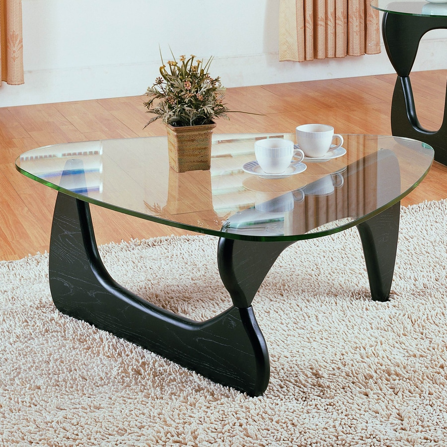 Homelegance Chorus Glass Coffee Table Part 30
