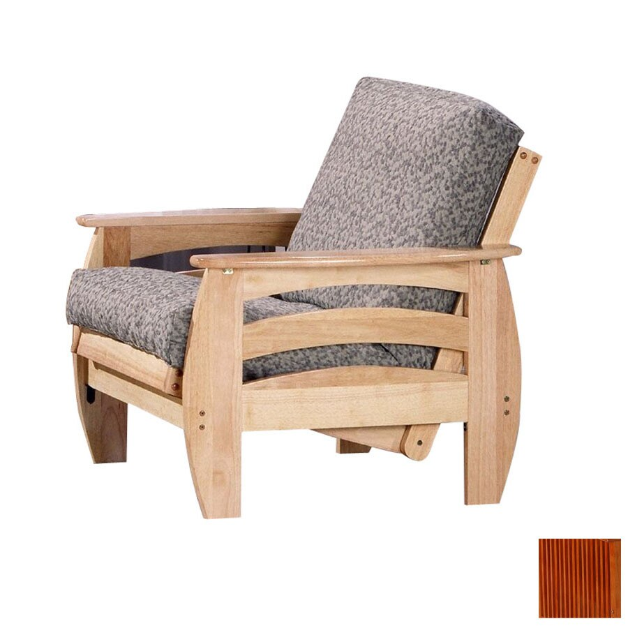Night Day Furniture Standard Teak Futon