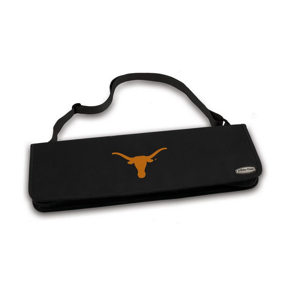 Picnic Time 4-Piece Texas Longhorns Metro BBQ Tool Set