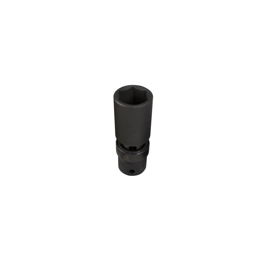 Sunex Tools 1/2-in Drive 15mm Deep 6-Point Metric Impact Socket