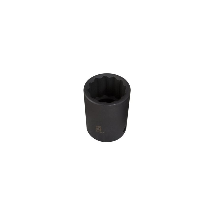 Sunex Tools 1/2-in Drive 18mm Shallow 12-Point Metric Impact Socket
