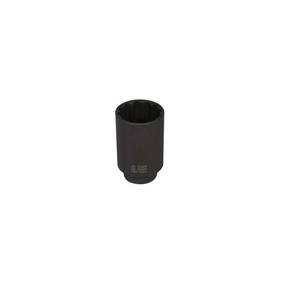 Sunex Tools 1/2-in Drive 39mm Deep 12-Point Metric Impact Socket