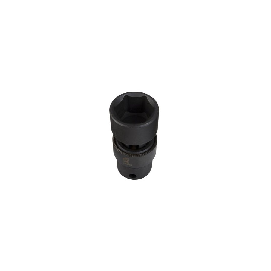 Sunex Tools 3/8-in Drive 17mm Shallow 6-Point Metric Impact Socket