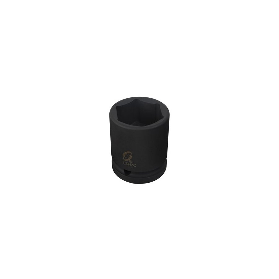 Sunex Tools 3/4-in Drive 27mm 6-Point Metric Impact Socket