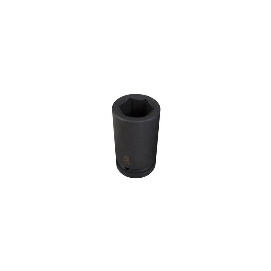 Sunex Tools 1-in Drive 41mm Deep 6-Point Metric Impact Socket