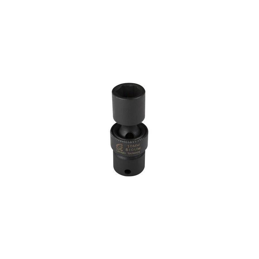 Sunex Tools 1/4-in Drive 10mm Shallow 6-Point Metric Impact Socket