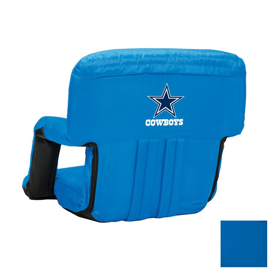 Beautiful Picnic Time NFL Dallas Cowboys Folding Chair