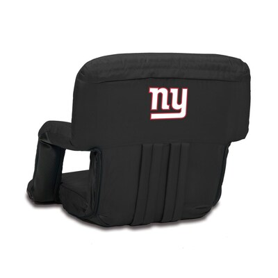 Admirable Picnic Time Indoor Outdoor Steel Black New York Giants Ocoug Best Dining Table And Chair Ideas Images Ocougorg