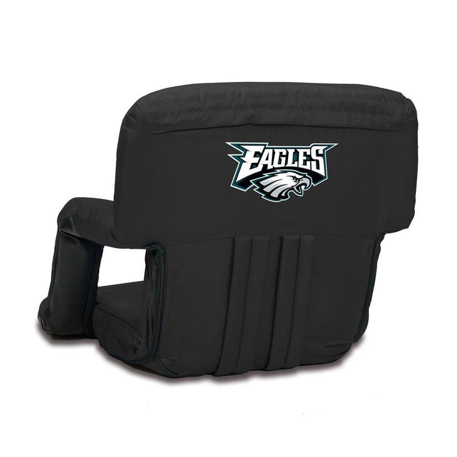 Picnic Time Indoor/Outdoor Steel Philadelphia Eagles Bleacher Folding Chair