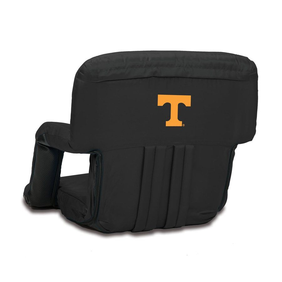 Picnic Time Indoor/Outdoor Steel Tennessee Volunteers Bleacher Folding Chair