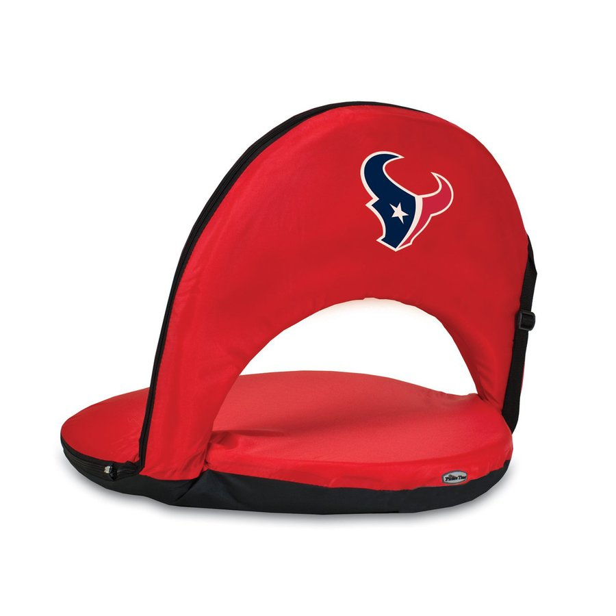 Picnic Time Indoor/Outdoor Steel Houston Texans Bleacher Folding Chair