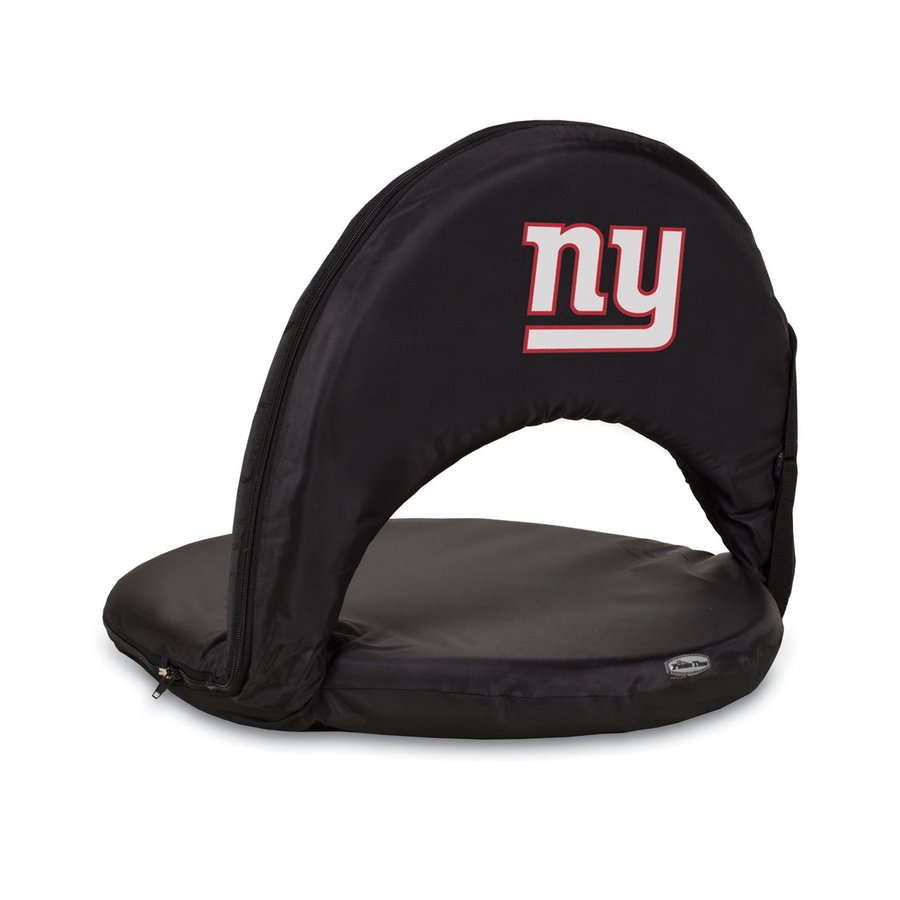 Picnic Time Indoor/Outdoor Steel New York Giants Bleacher Folding Chair