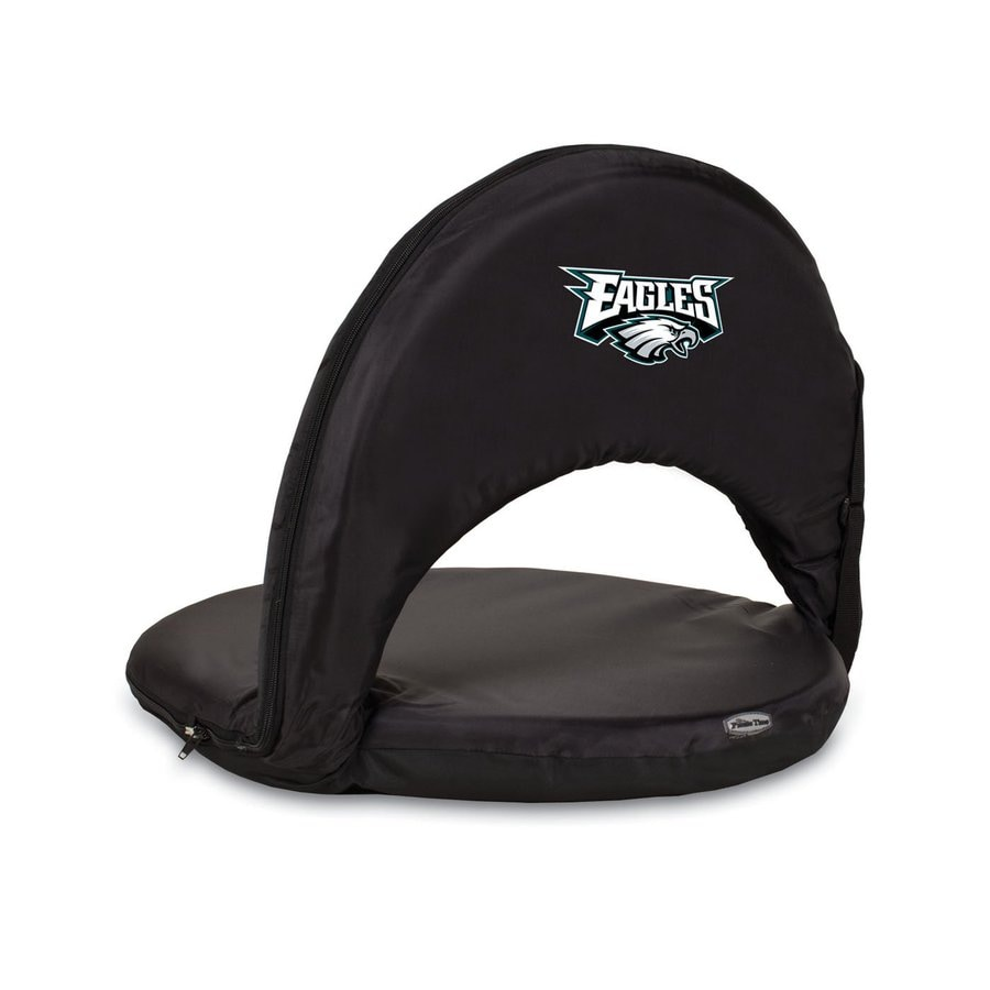 Picnic Time Indoor/Outdoor Steel Philadelphia Eagles Bleacher Folding Chair