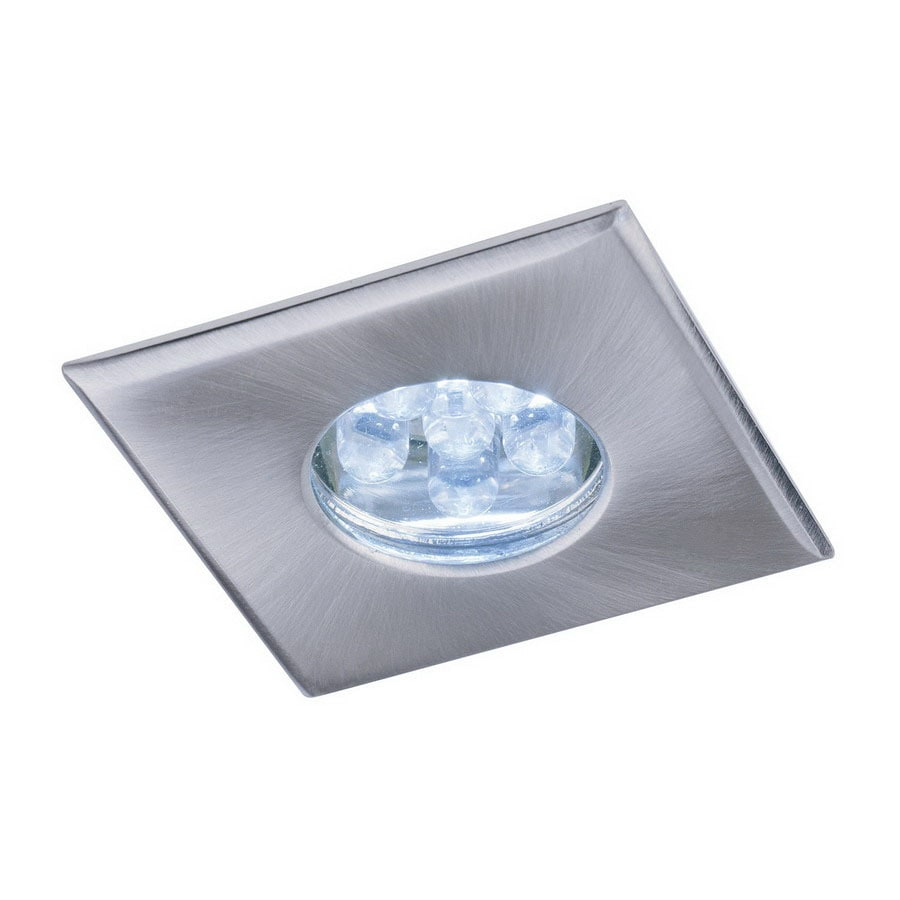 Shop JESCO Hardwired Cabinet LED Puck Light Kit At Lowes.com