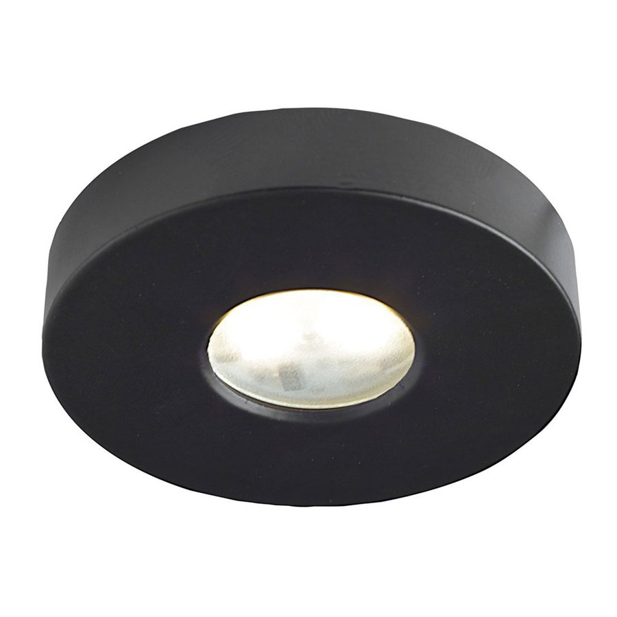 shop dals lighting superpuck hardwired plug in puck light at. Black Bedroom Furniture Sets. Home Design Ideas