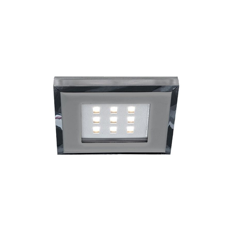 Shop Dals Lighting Slim Led 3 25 In Hardwired Plug In Puck