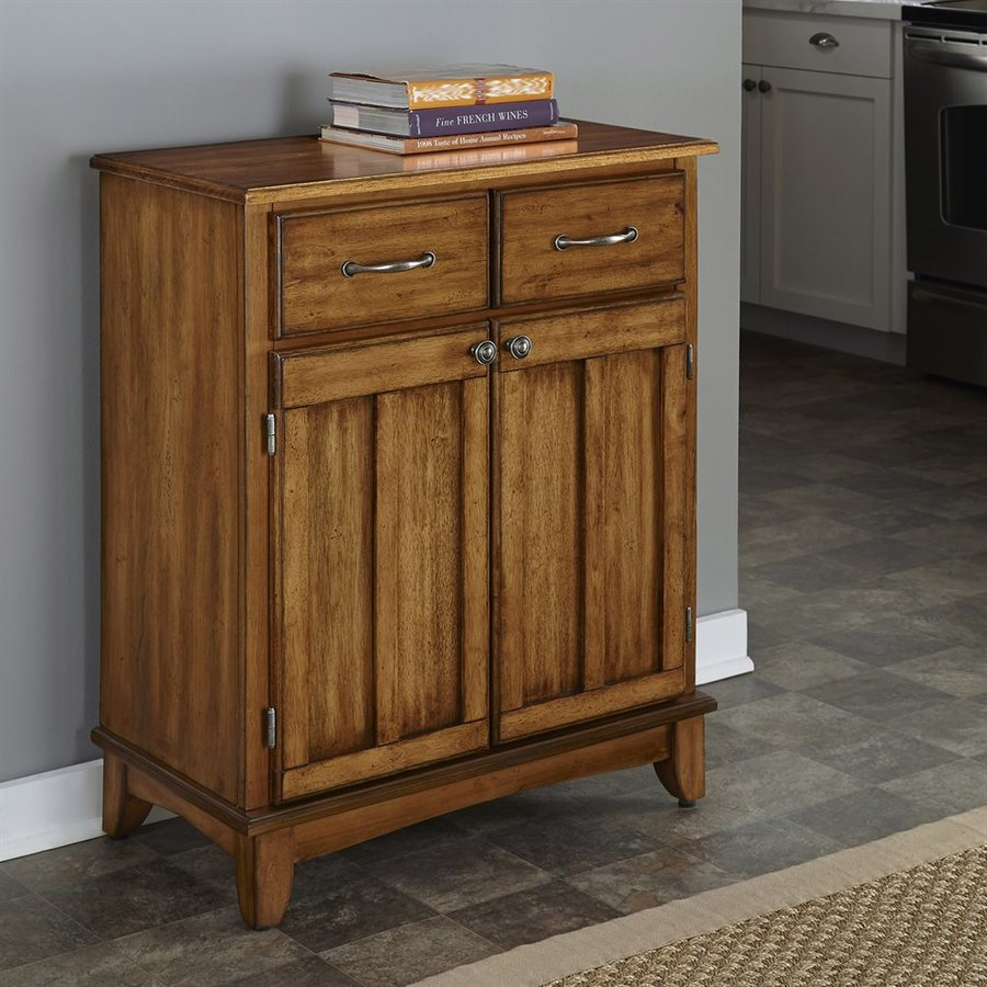 Home Styles Cottage Oak Rectangular Buffet