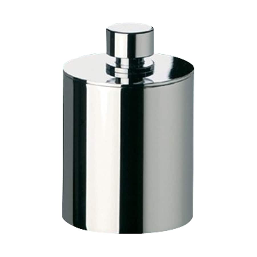 Nameeks Windisch Chrome Brass Bathroom Canister