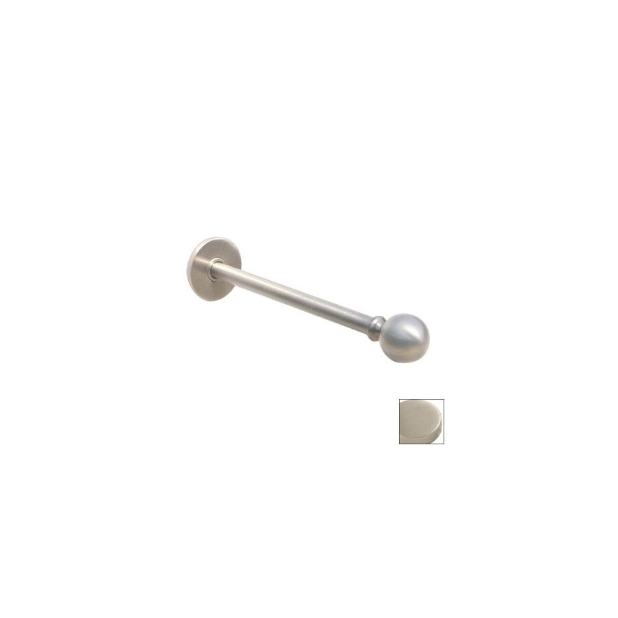 Paul Decorative Products Clics Satin Nickel Br Pull Out Garment Rod