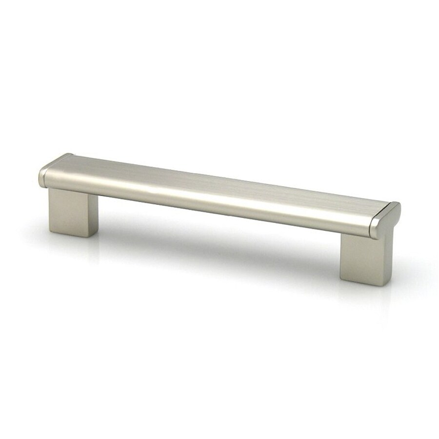 Topex Hardware 800mm Center-To-Center Satin Nickel Italian Designs Bar Cabinet Pull for Appliances