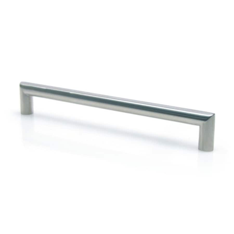 Topex Hardware 6-5/16-in Center-to-Center Stainless Steel Bar Cabinet Pull
