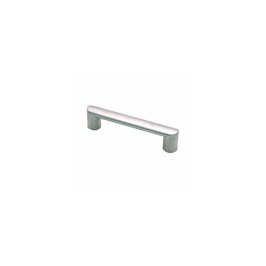Topex Hardware 7-9/16-in Center-to-Center Stainless Steel Bar Cabinet Pull